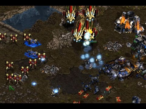 Last (T) v Sky (P) on Fighting Spirit - StarCraft  - Brood War REMASTERED 2019