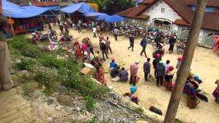 preview picture of video '04112012 Bac Ha market.'