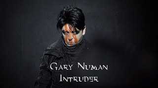 Gary Numan Intruder (Radio Edit)