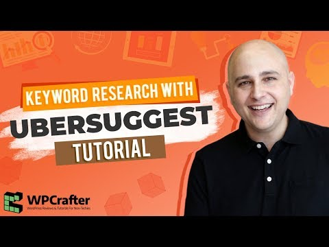 How to Do Keyword Research With Neil Patel's Free Tool Ubersuggest (Tutorial)