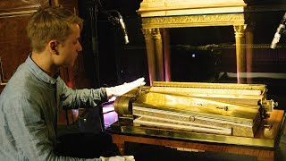 "Earliest ""recording"" in music history! - 220 year old Joseph Haydn Organ"