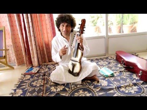 A new Violin ,The Belabaharr