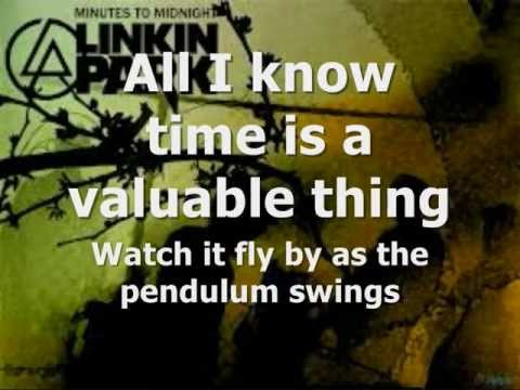 Linkin Park - In The End Karaoke
