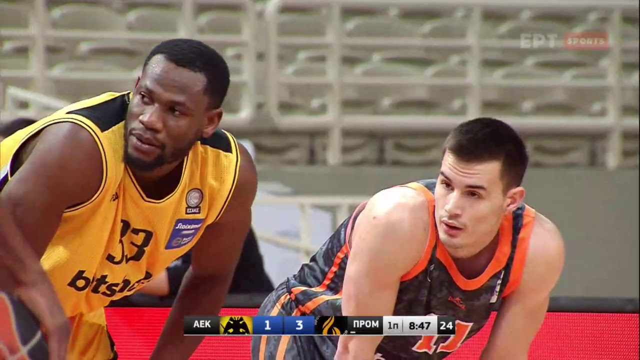 Basket League | ΑΕΚ – Προμηθέας | 16/01/2021 | ΕΡΤ