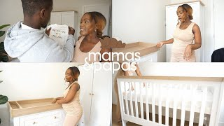 GETTING BABY'S ROOM READY| CHIT CHAT