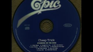 Cheap Trick: 'Standing on the Edge' (Full-Album Uploaded in 1080p HD)