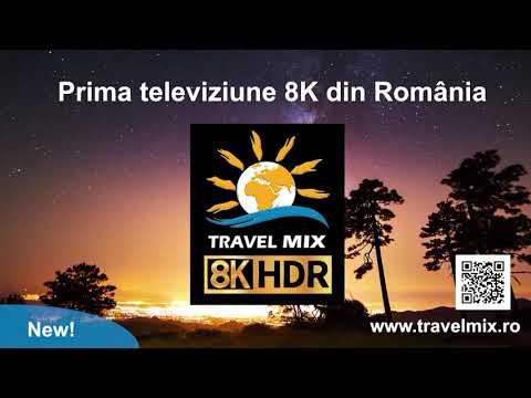 Tranzitie format emisie Travel Mix SD (analogic) la Travel Mix HD / 4K / 8K