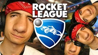 Rocket League But Every Time I Score There's A Meme #5