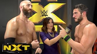 #DIY is ready for a fight with The Revival: NXT Exclusive, Oct. 26, 2016