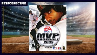MVP Baseball 2005 - The GREATEST MLB Video Game of All Time