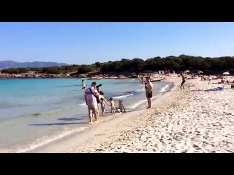 Spiaggia del relitto - isola di Caprera