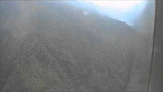 preview picture of video 'Lukla, Nepal - takeoff & landing.m4v'