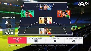 FIFA 20 - Assim será o modo VOLTA FOOTBALL