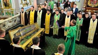 """Как Киевский Патриархат """"откопал"""" своего первого святого."""