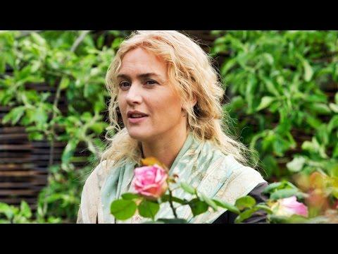 Hier sehen wir Kate Winslet als ausgebuffte Gärtnerin von