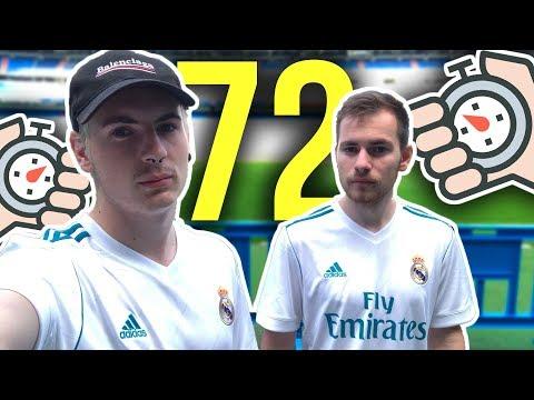 72 Hodín v Madride