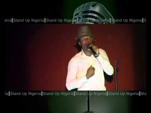 Standup Nigeria Season One - Bash Dance Makosa In Church.