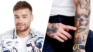 Liam Payne Breaks Down His Tattoos   GQ
