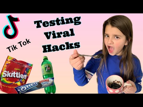 I Tested Viral TikTok Hacks | Bella Mix