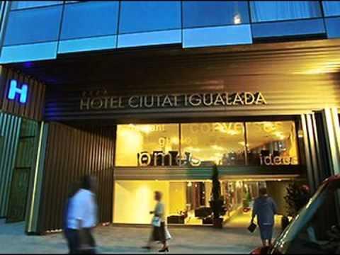 Ciutat De Igualada Hotel Barcelona