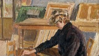 Paul-Émile Pissarro Painting (Pissarro)