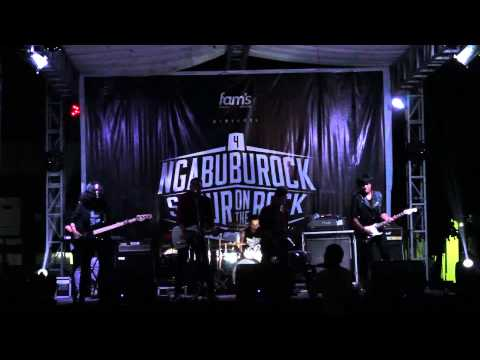 Proudly Presents LIVE at Ngabuburock #4 - The Best of You (Cover)