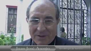 """Mons. Juan José Asenjo: """"Álvaro del Portillo es un gran patrimonio para la Iglesia"""""""