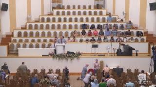17 августа 2018 / Участие молодёжи / Церковь Спасение