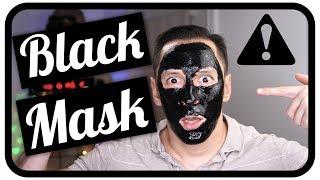 Como Aplicar La Famosa Mascarilla Negra O Black Mask De Belleza En La Cara | @uru_incoherente