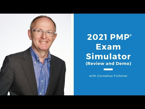 2021 PMP Exam Simulator (Review and Demo) - YouTube