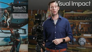 Litepanels Sachtler / Vinten Flowtech 75 Tripod Overview With David Newton