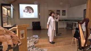 preview picture of video 'Jutta Reiss Ausstellung Lebensader Rhein Teil III Rede der Künstlerin'