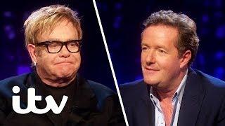 Elton John Reveals How He First Met Husband David Furnish | Piers Morgan's Life Stories