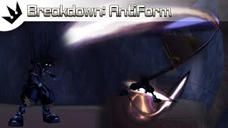 Drive Form Breakdown: Anti Form ~ Kingdom Hearts 2 Analysis