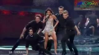 Ani Lorak - Shady Lady - UKRAINE - ESC 2008