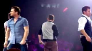 98 Degrees *Girls Night Out* Cincinnati 6/25/13