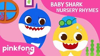 Johny Johny, Yes Papa | Baby Shark Nursery Rhymes | Pinkfong Songs for Children
