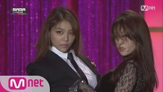 2015 MAMA Girls Day X Ailee (2014 MAMA) 151202 EP.6