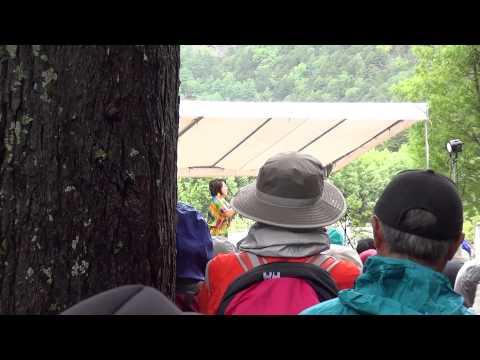 雨の上高地音楽祭 にて 2013.6.22