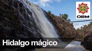 Pueblos Mágicos de Hidalgo
