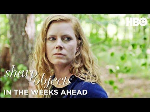 Video trailer för In the Weeks Ahead Trailer   Sharp Objects