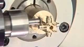 Video Tiện CNC nhiều dao