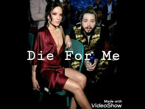 Post Malone - Die For Me Ft. Halsey (Without Future)