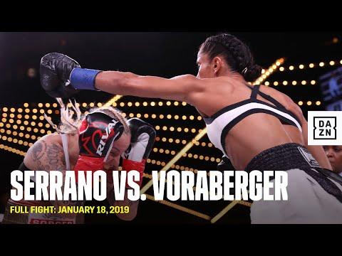 Аманда Серрано – Ева Ворабергер / Serrano vs. Voraberger