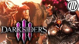 צפו בגיימפלי מהאלפא של Darksiders 3