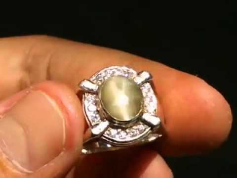 Chrysoberly Cat Eye