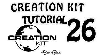 Creation Kit Tutorial №26 - Создание заклинания