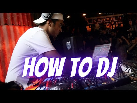 How to become a DJ in 5 minutes *EASY/HINDI*
