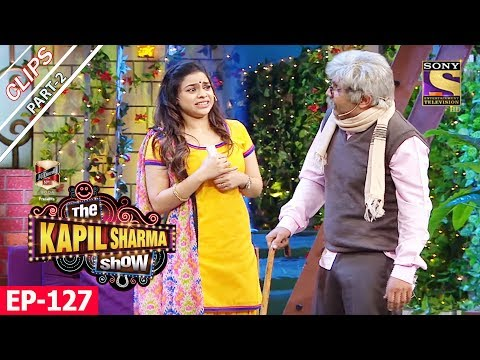 Sarla's Grandfather Arrives From Delhi - The Kapil Sharma Show - 13th August, 2017