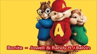 Bonita J Balvin ft Jowell & Randy - Alvin y las ardillas